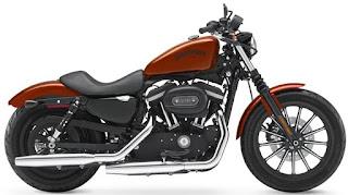 sportster 883 iron 2013