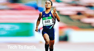 What is the biography of Hima Das?