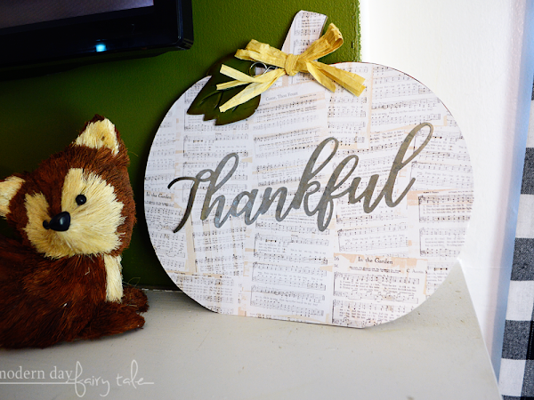A Beloved Fall: DIY Dollar Tree Pumpkin Makeover