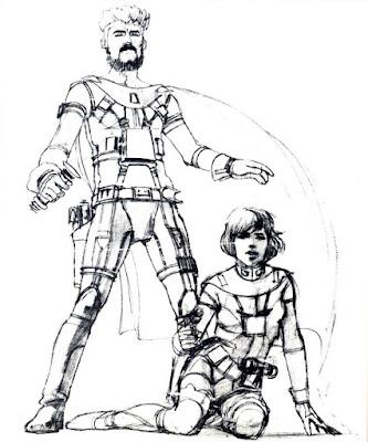 www.fertilmente.com.br - QUASE que Luke Skywalker foi uma mulher e não um homem