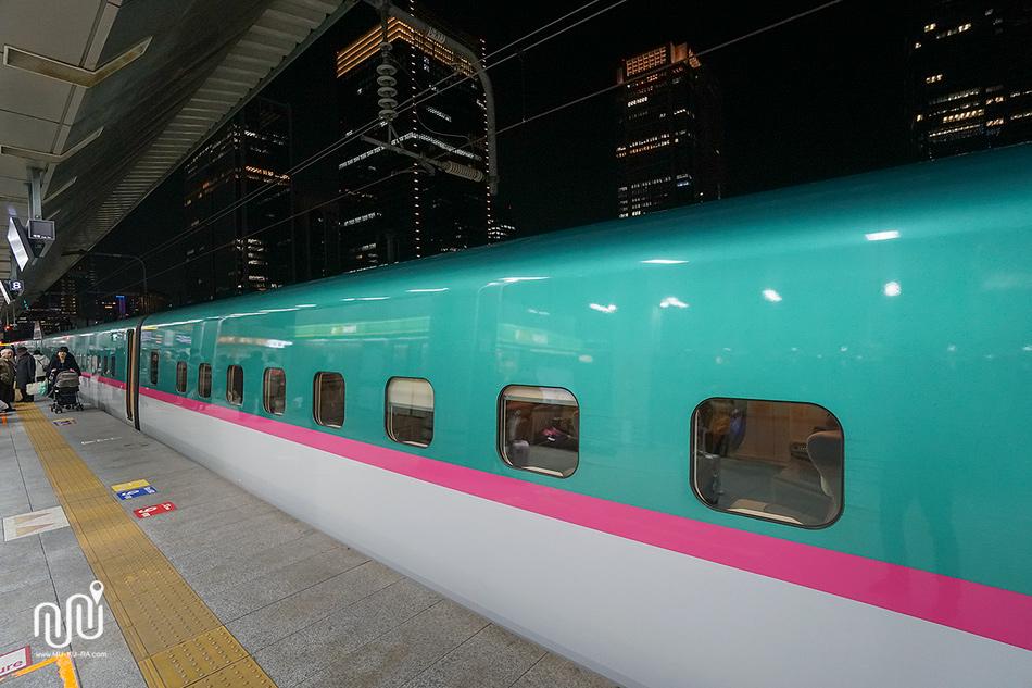 รีวิวนั่งรถไฟจาก Sapporo ยิงยาวไปสนามบิน Narita ด้วย JR East-South Hokkaido