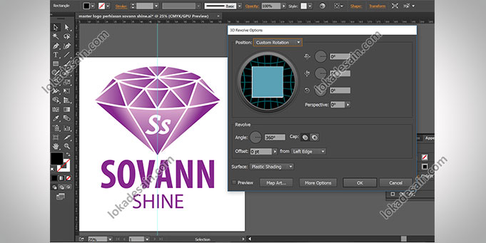 cara membuat logo yang berkualitas