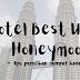 HOTEL YANG SESUAI UNTUK HONEYMOON!