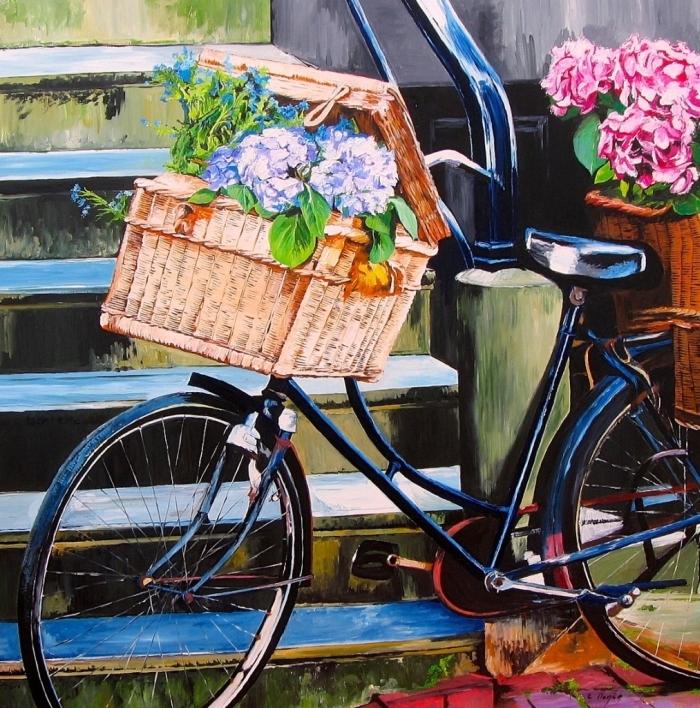 Свет и яркие цвета. Elisenda Llonch