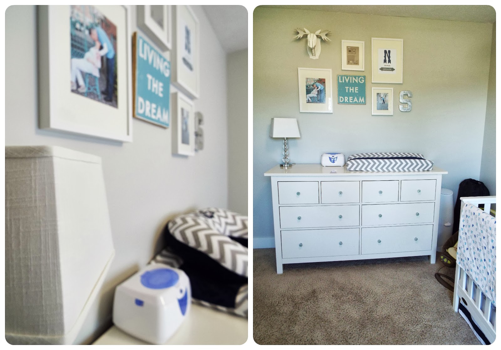 All The Pretty Things Finished Nursery