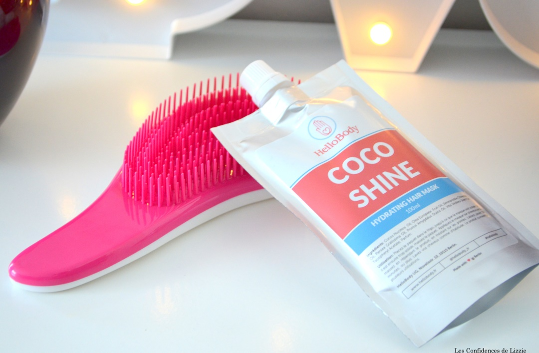 coco shine - hair mask - hellobody - masque cheveux - masque cheveux - senteur coco