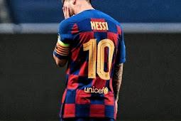 Messi, Gagal Perpanjang Kontrak karena aturan La Liga Economic Control Rule