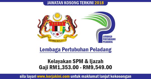 jawatan kosong 2018 kerajaan
