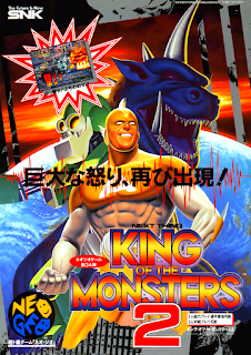 King of the Monsters 2: The Next Thing ( Arcade )