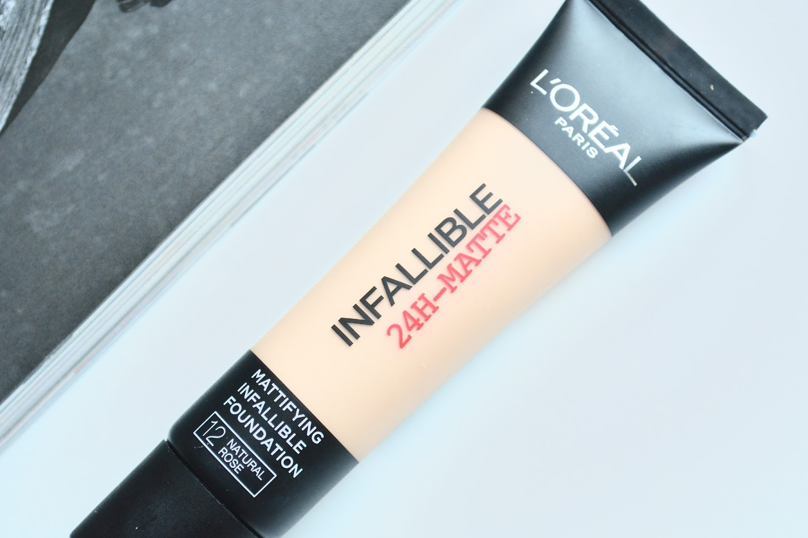 L'Oreal Infallible 24H Matte Foundation