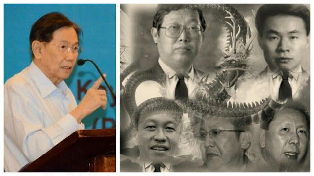 Heboh, Kwik Kian Gie: Saya Tantang PDIP Agar Membantah Info 9 Naga Yang Memback-Up Jokowi, Berani?