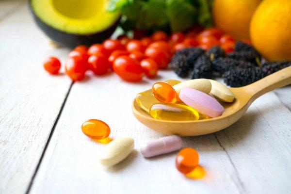 Konsumsi Suplemen Vitamin Sesuai Anjuran Dokter