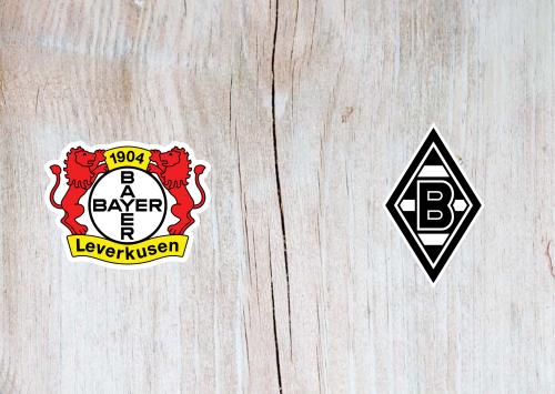 Bayer Leverkusen vs Borussia M'gladbach -Highlights 08 November 2020
