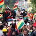 El tiro por la culata: el 'huracán Bolivia' atemoriza a la brisa bolivariana