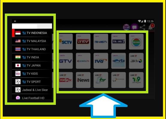 Download Aplikasi KPN TV Live Streaming APK Versi Gratis Terbaru 2019