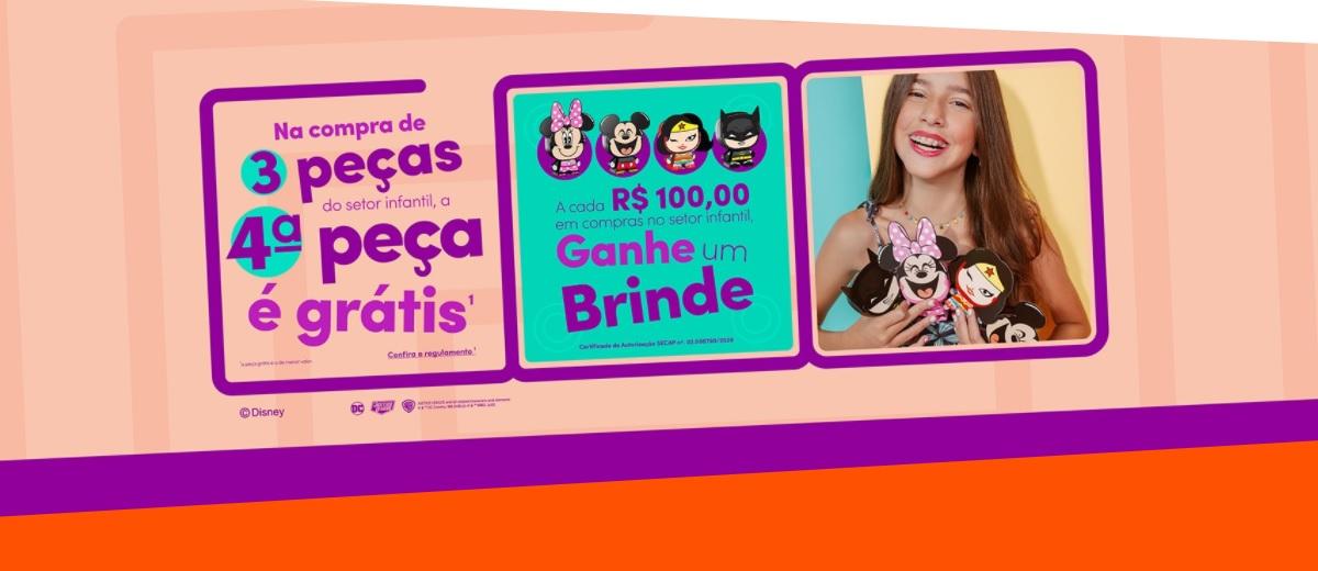 Promoção Lojas Torra Dia das Crianças 2020 Compre Ganhe - 1, 2, 3...Valendo!