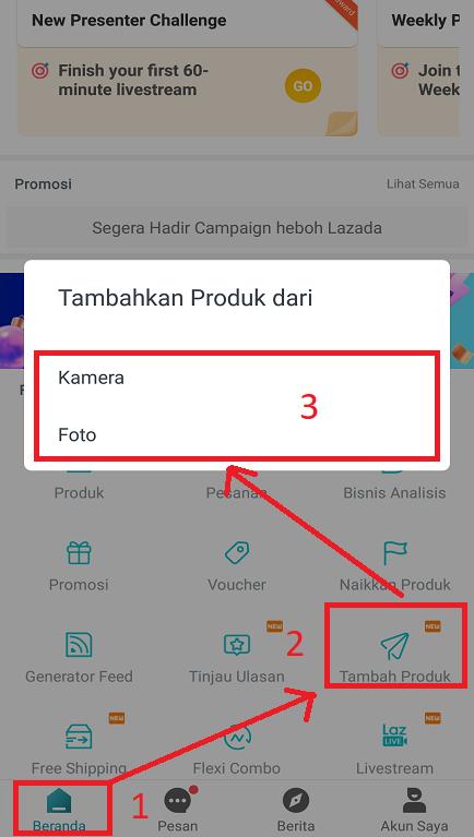 Cara Upload Produk Di Lazada : upload, produk, lazada, Mulai, Berjualan, Upload, Produk, Lazada, Tutorial