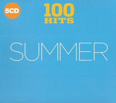 100 Hits Summer 2018 5CD Mp3 320 Kbps