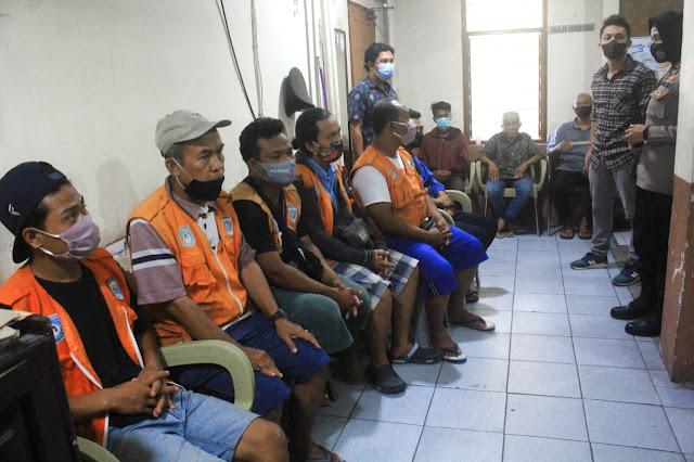 Polisi amankan 12 juru parkir liar di wilayah Mataram