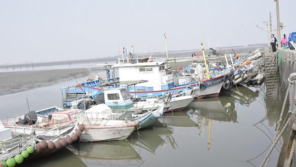 彰化縣政府照顧漁民生計 修建崑崙台泊地及漁船筏維修平台