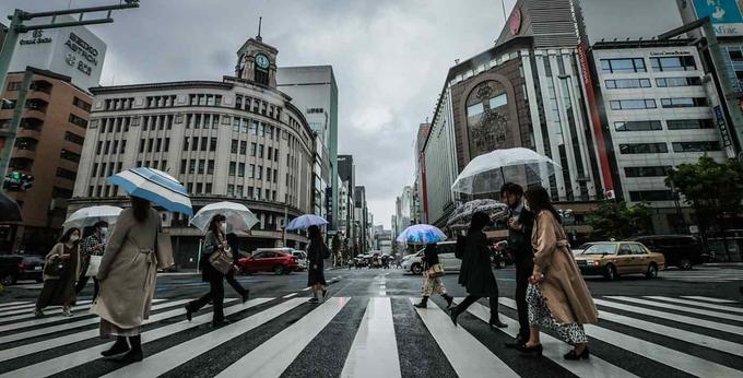 Kinh tế Nhật lại suy giảm do Covid-19