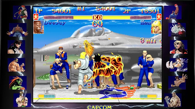 Street Fighter 30th Anniversary Collection - PC FULL - Multi5 - Captura 4