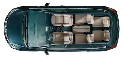 Opel Zafira, la versatilidad de su interior