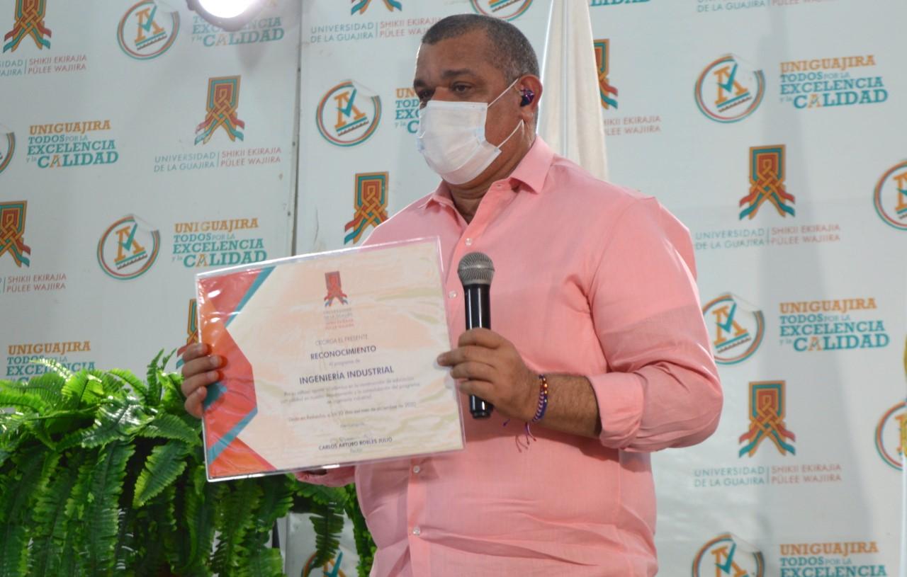hoyennoticia.com, Paro y pandemia: lunares en Uniguajira 2020