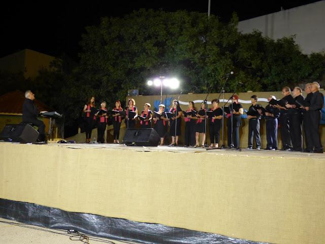 Η Δημοτική χορωδία Επιδαύρου στο 4ο φεστιβάλ χορωδιών του Δήμου Σικυωνίων