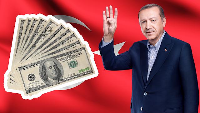 مساعدة تركيا