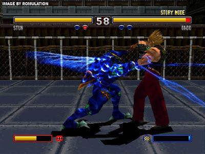 PS1 - Bloody Roar 2 - Đấu trường thú 2