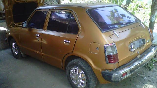Honda Civic Hi Deluxe