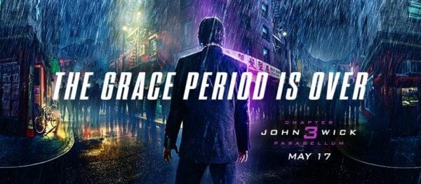 John Wick: Chapter 3 - Parabellum (Trailer Film 2019)