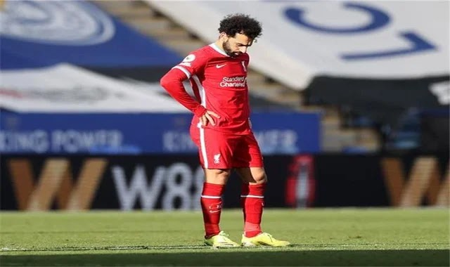Crouch: Liverpool is in a terrible situation ... and Mohamed Salah is the only one who can score
