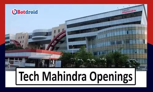 Tech Mahindra Recruitment 2021, Apply online for Latest Tech Mahindra Careers