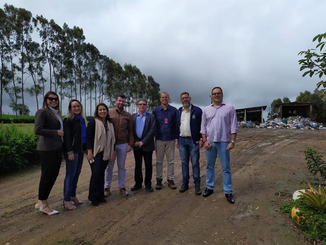 Em busca da metodologia do Sairé Mais Saudável, equipe técnica da Paraíba visita Sairé
