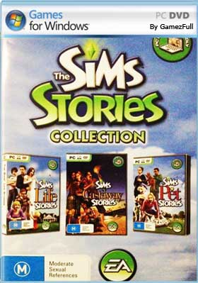 The Sims Stories Collection PC [Full] Español [MEGA]