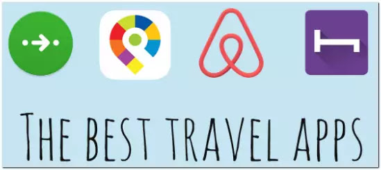 Travel apps iphone, android,mobile ios modern