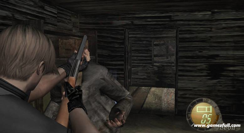 Resident Evil 4 PC Full Español