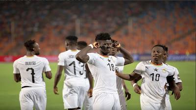 مشاهدة مباراة غانا وجنوب إفريقيا