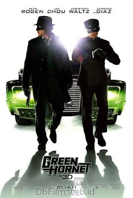 Sinopsis film The Green Hornet (2011)