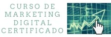 curso de marketing digital y SEO certificado