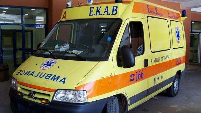 Στο Ναυτικό Νοσοκομείο η βαριά τραυματίας από το δυστύχημα στην Ερμιονίδα