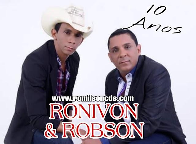 10 anos ronivon e robson