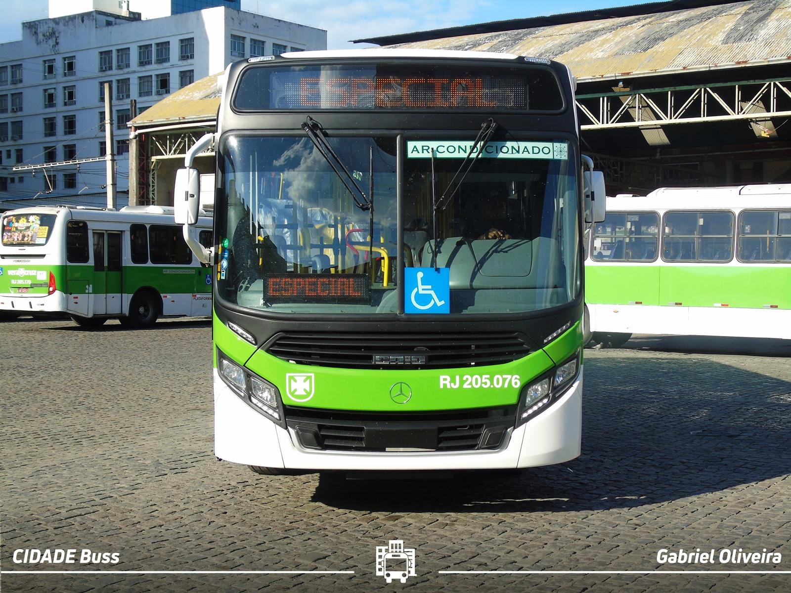 Ônibus 569L Caxias