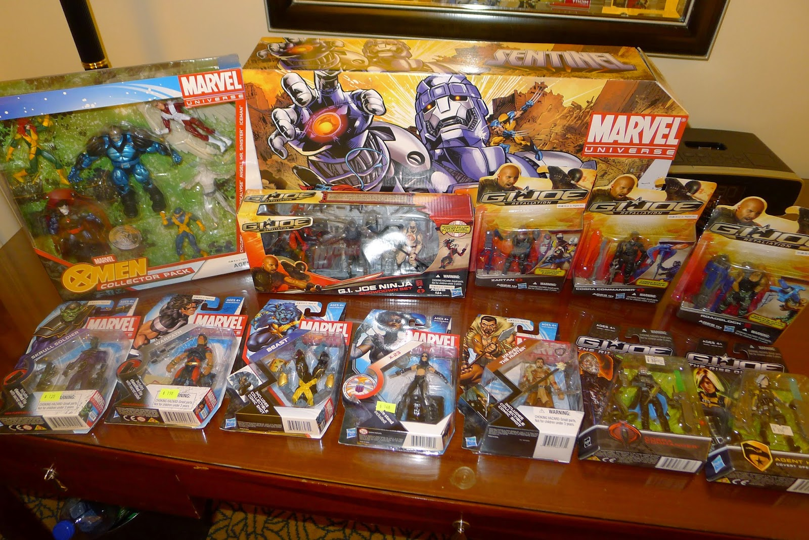 Hong Kong Toy Hunt - Marvel Universe