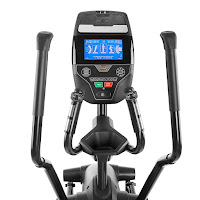 Bowflex LateralX L3's handlebars, image, 2 position dynamic handgrips compared with L5's 4 position dynamic handgrips