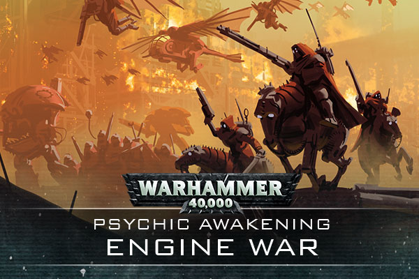 Big Adeptus Mechanicus Reveal!!!! for Engine War!