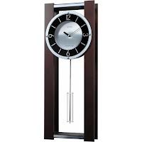 Espresso II Contemporary Musical Wall Clock