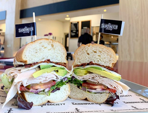 July 20 | BOGO 50% OFF @ The Sandwich Society Grand Opening in Tustin